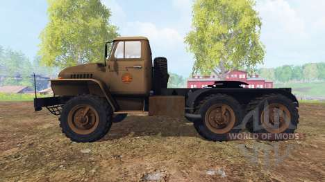 Ural-4320 v1.0 for Farming Simulator 2015