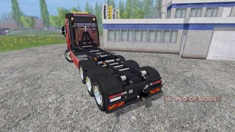 Volvo FH16 8x4 v3.0 for Farming Simulator 2015