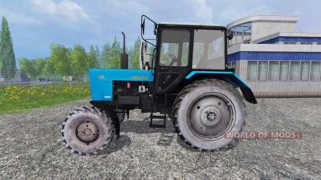 MTZ-82.1 v2 Belarusian.1 for Farming Simulator 2015
