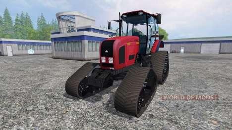 Belarus-2022.3 [crawler] for Farming Simulator 2015