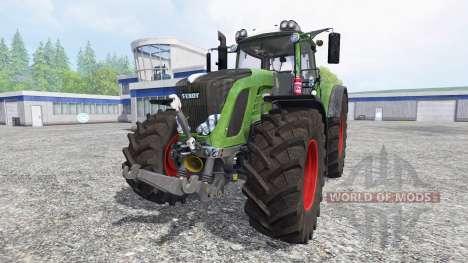 Fendt 927 Vario [washable][final] for Farming Simulator 2015