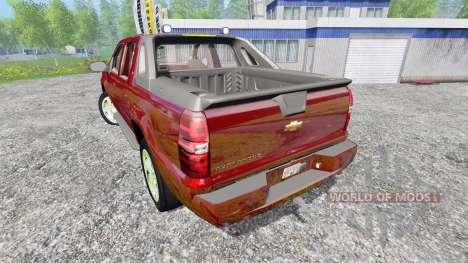 Chevrolet Avalanche for Farming Simulator 2015