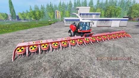 Kemper Cutter Study 2020 for Farming Simulator 2015