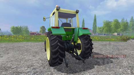 John Deere 1130 for Farming Simulator 2015