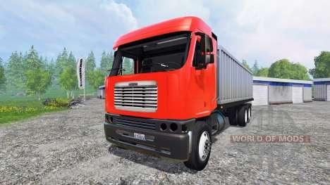 Freightliner Argosy [grain truck] for Farming Simulator 2015