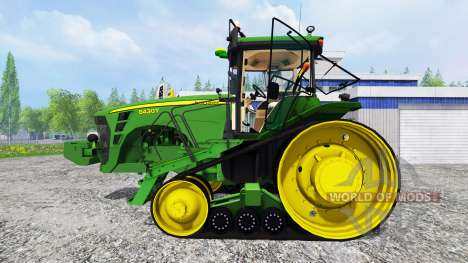 John Deere 8430T [USA] v2.0 for Farming Simulator 2015