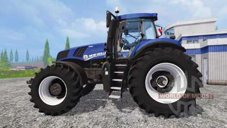 New Holland T8.420 [blue power] for Farming Simulator 2015