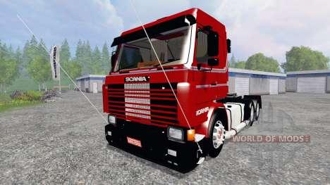 Scania 143 Frontal for Farming Simulator 2015