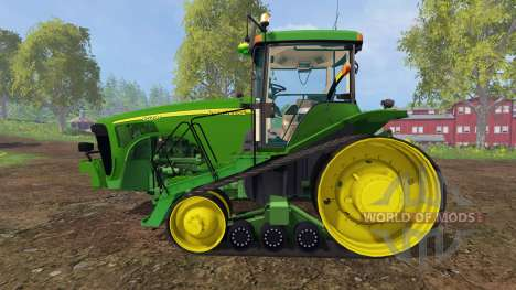 John Deere 8520T for Farming Simulator 2015
