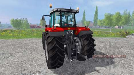 Massey Ferguson 6499 for Farming Simulator 2015
