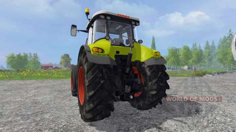 CLAAS Axion 830 FL for Farming Simulator 2015