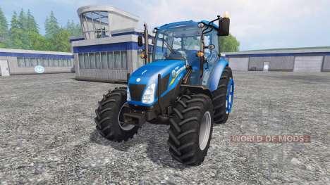 New Holland T4.75 v2.0 for Farming Simulator 2015