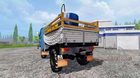 Robur LD 3000 for Farming Simulator 2015