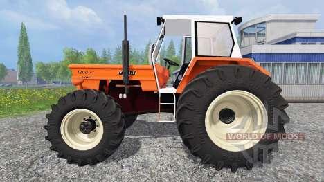 Fiat 1300 DT super v1.1 for Farming Simulator 2015