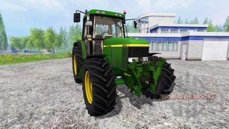 John Deere 6810 v2.0 for Farming Simulator 2015