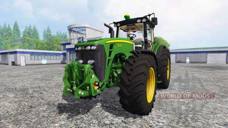 John Deere 8530 v1.3 for Farming Simulator 2015