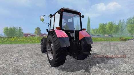 MTZ-1221В.2 for Farming Simulator 2015