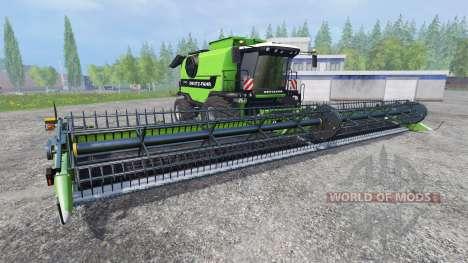 Deutz-Fahr 7545 Super Flex Draper for Farming Simulator 2015