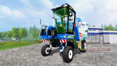 New Holland 9060L for Farming Simulator 2015