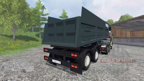 KamAZ-54115 [northwestern Alliance of designers- for Farming Simulator 2015