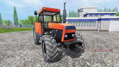 Ursus 1222 [red] for Farming Simulator 2015