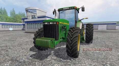 John Deere 8400 [American] for Farming Simulator 2015