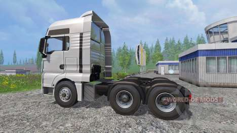 MAN TGX 18.680 for Farming Simulator 2015