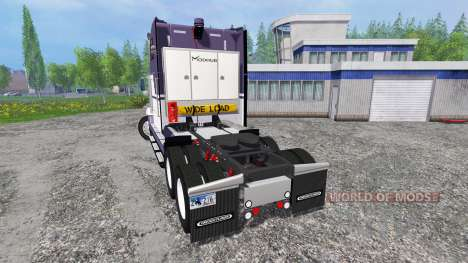 Freightliner FLD120 for Farming Simulator 2015