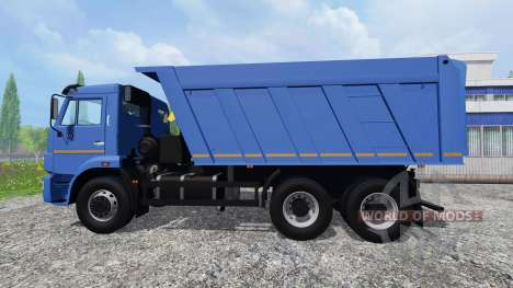 KamAZ-6520 for Farming Simulator 2015
