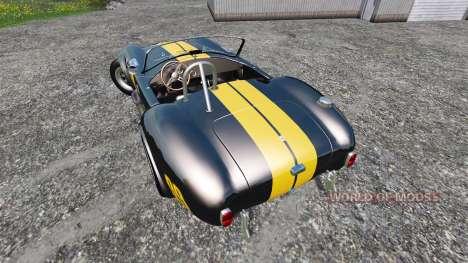 AC Shelby Cobra 427 v2.0 for Farming Simulator 2015