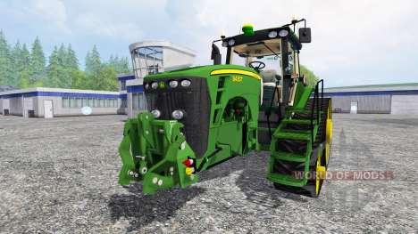 John Deere 8430T [European] v2.0 for Farming Simulator 2015