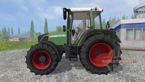 Fendt 312 Vario TMS [washable] for Farming Simulator 2015