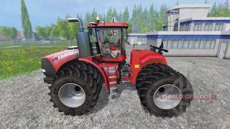 Case IH Steiger 470 v2.0 for Farming Simulator 2015