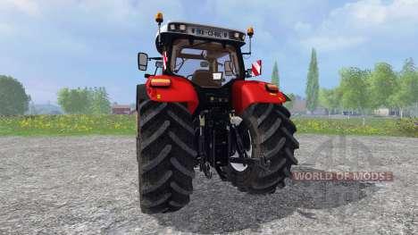 Steyr CVT 6230 v3.0 for Farming Simulator 2015