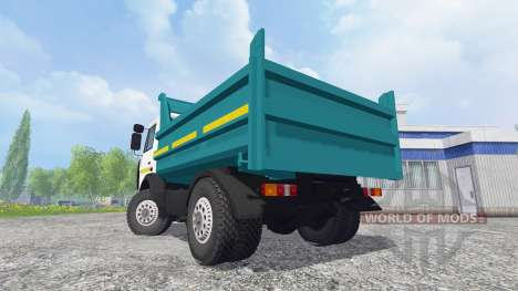 MAZ-5551 v1.0 for Farming Simulator 2015