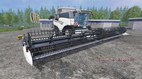 New Holland Super Flex Draper 45FT [white] for Farming Simulator 2015