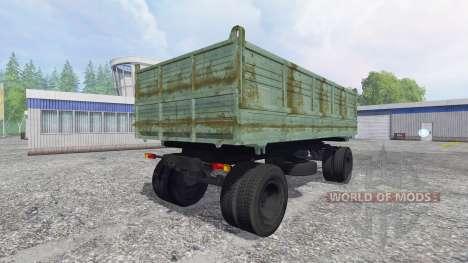 NEFAZ-8560 for Farming Simulator 2015