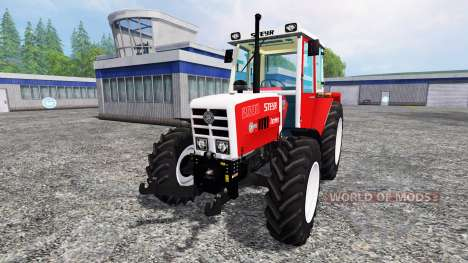 Steyr 8090A Turbo SK1 v1.0 for Farming Simulator 2015