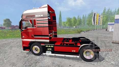 MAN TGX for Farming Simulator 2015