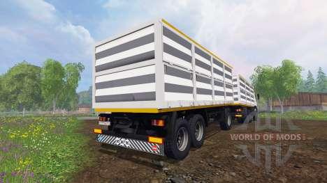 MAZ-6501 [spike] for Farming Simulator 2015