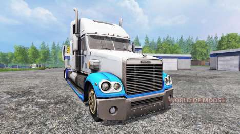 Freightliner Coronado v1.0 for Farming Simulator 2015