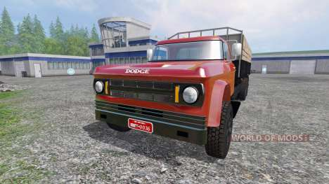 Dodge D700 for Farming Simulator 2015