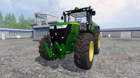 John Deere 7310R v3.0 Special for Farming Simulator 2015