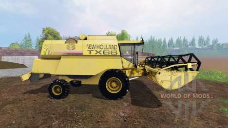 New Holland TX66 for Farming Simulator 2015
