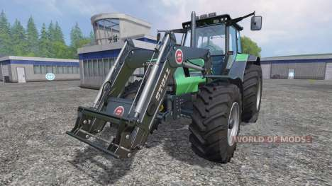 Deutz-Fahr AgroStar 6.31 [little black beast] for Farming Simulator 2015