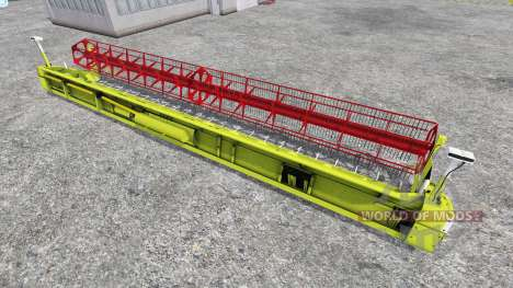 CLAAS Vario 1200 for Farming Simulator 2015