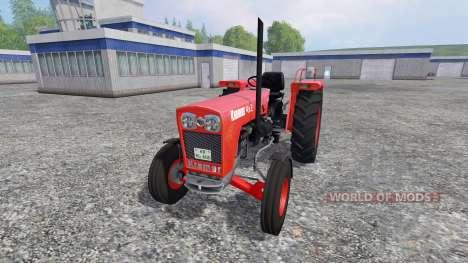 Kramer KL 600 v1.2 for Farming Simulator 2015