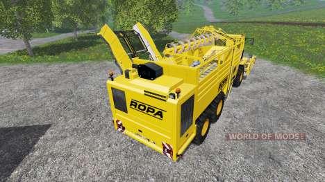 ROPA euro-Tiger V8-3 XL v1.2 for Farming Simulator 2015