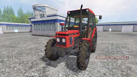 Zetor 7745 for Farming Simulator 2015