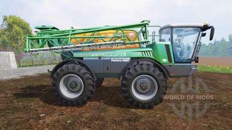 Amazone Pantera 4502 v1.0 for Farming Simulator 2015